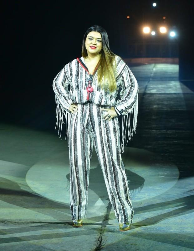 Preta Gil (Foto: Leo Franco/AgNews)