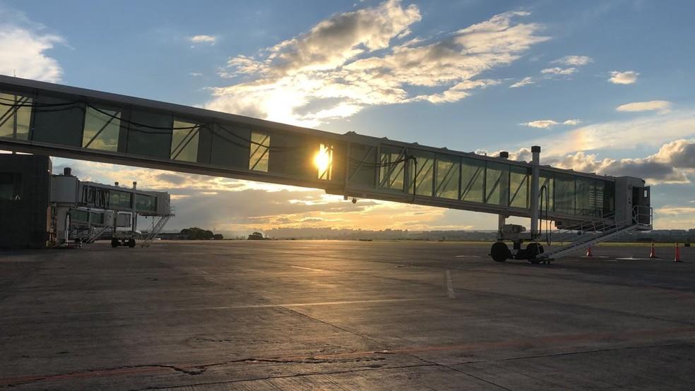 Aeroporto de Brasília — Foto: Inframérica/Divulgação