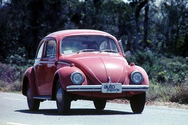 Volkswagen Fusca (Foto: Acervo Editora Globo)