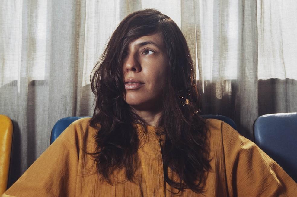 Silvia Machete canta músicas de Tim Maia e Rafael Torres no repertório majoritariamente autoral do álbum 'Rhonda' — Foto: André Mantelli / Divulgação