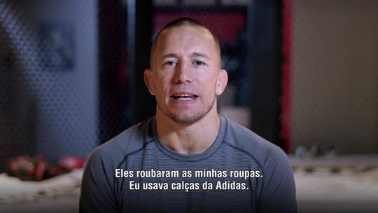 """Décimo filme da série """"UFC: 25 Anos Em Curtas"""" conta trajetória de Georges St-Pierre"""