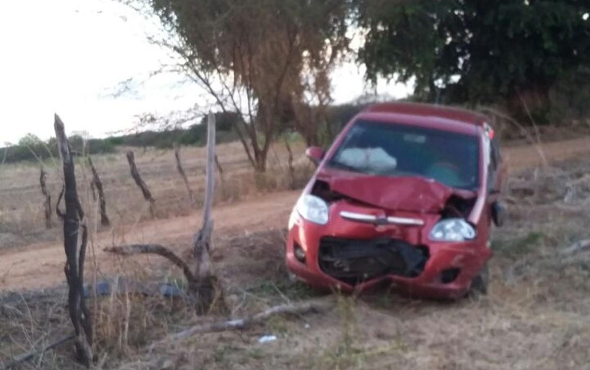 Veículo envolvido em acidente que matou mulher no Sertão da PB é encontrado
