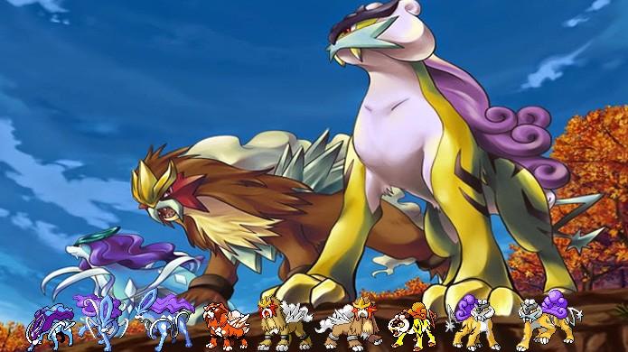 Conheca Todos Os Pokemon Lendarios De Mewtwo Ate Xerneas Listas