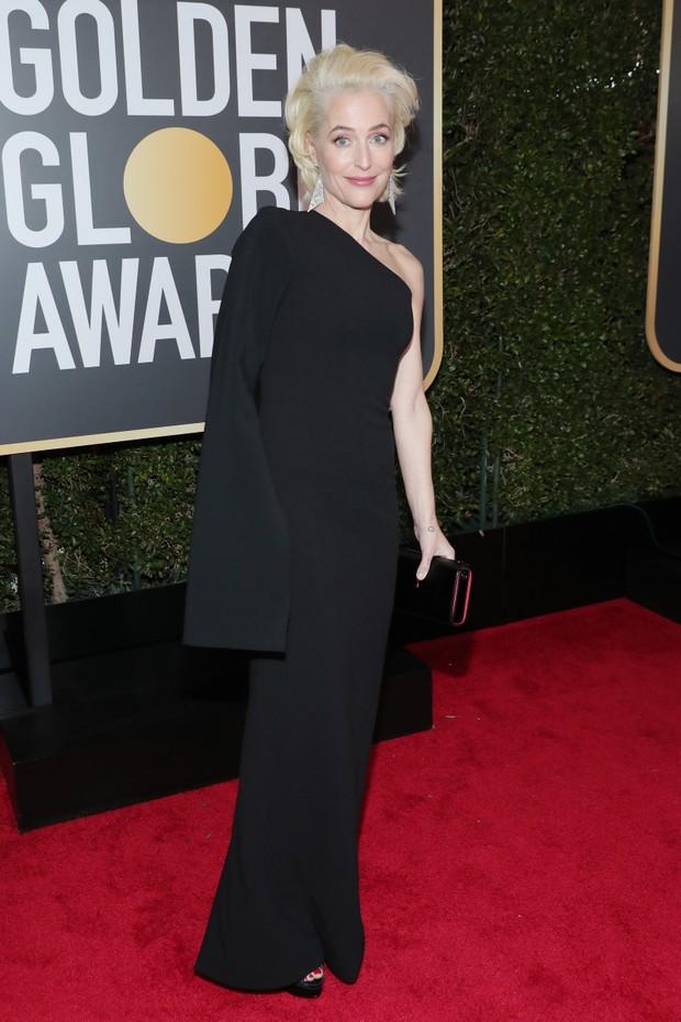 Gillian Anderson veste Solace London (Foto: Getty Images)