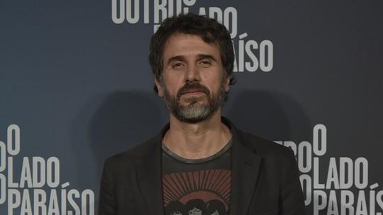Eriberto Leão festeja seu personagem em 'O Outro Lado do Paraíso': 'É o maior desafio da minha vida'