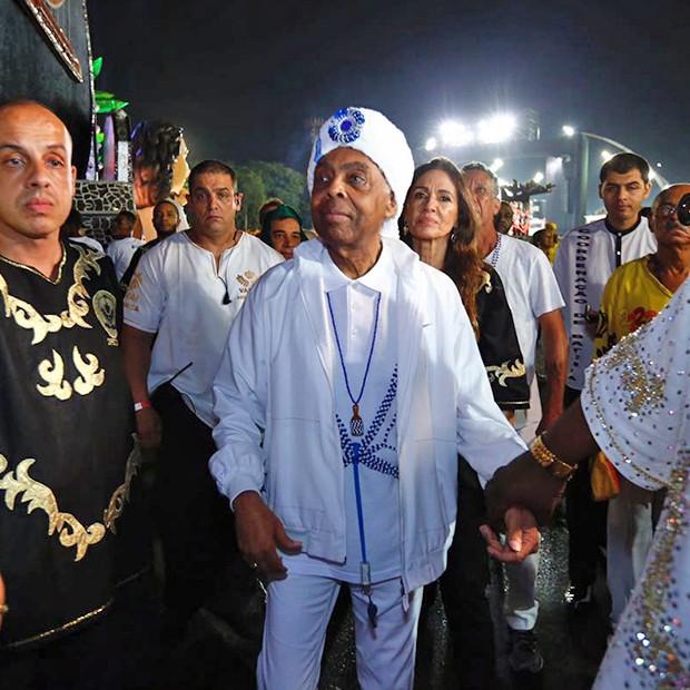 Gilberto Gil (Foto: Marina Bonini / Ed. Globo)