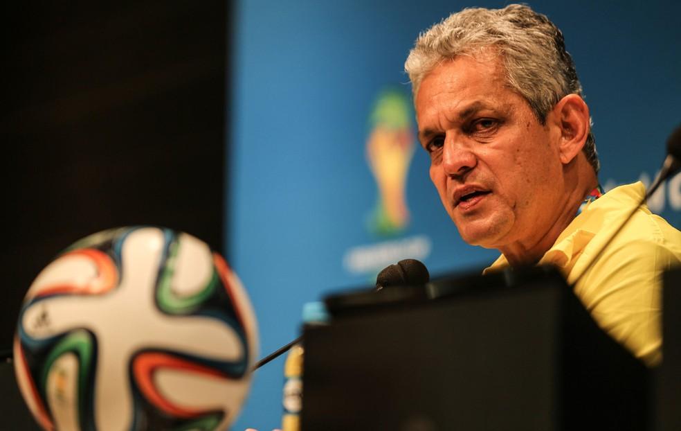 Reinaldo Rueda esteve em duas Copas do Mundo  (Foto: EFE)