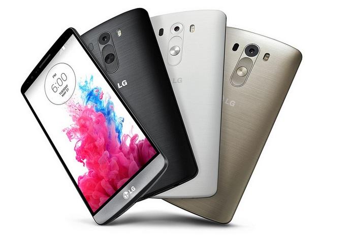 LG G3 Beat é uma versão mais simples do LG G3 com tela de 5 polegadas (Foto: Divulgação/LG)