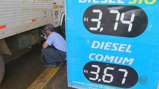 Diesel em Ribeirão Preto acumula alta de 5,4% em 2018; veja a evolução dos preços