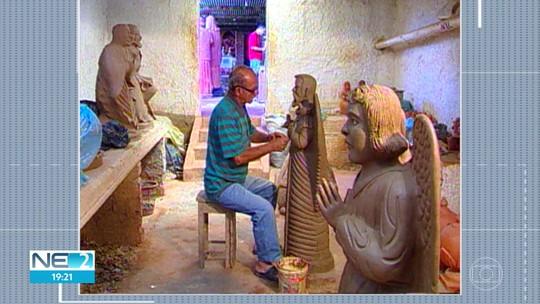 Ceramista Zezinho de Tracunhaém morre aos 80 anos
