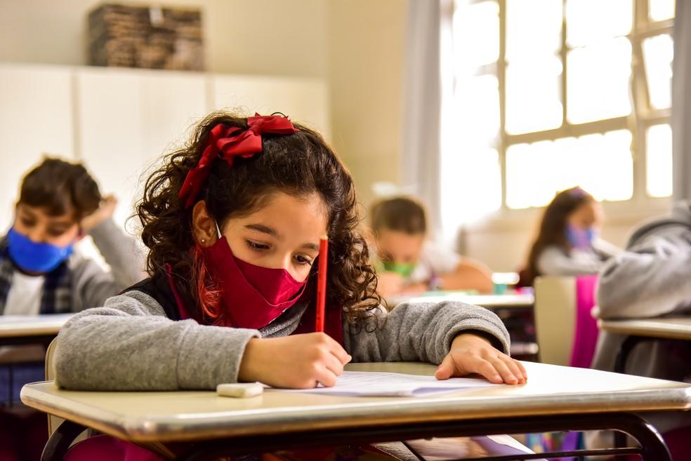Vagas para alunos do Ensino Fundamental 1 e 2 — Foto: Divulgação | Santa Rosa de Lima