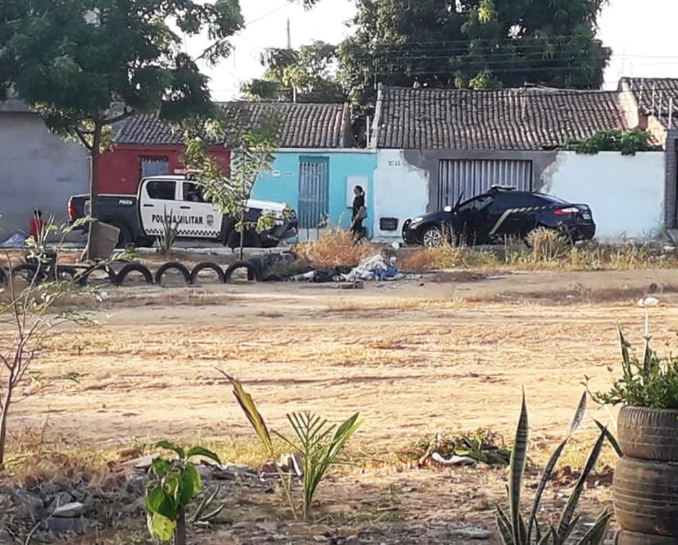 Realizada pela PF, operação contou com apoio de policiais militares — Foto: Redes Sociais