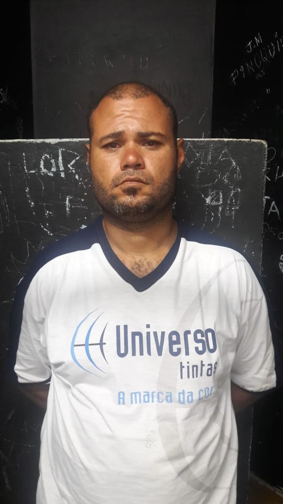 Homem teve prisão temporária decretada por ser principal suspeito de matar a tia em SP — Foto: Divulgação/Polícia Civil