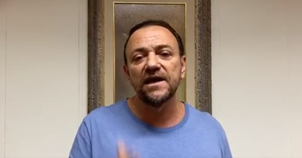 O prefeito de Araraquara, Edinho Silva (PT) — Foto: Reprodução/Facebook