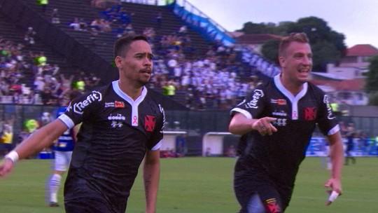 Werley vibra com retorno ao time do Vasco com vitória e defesa ilesa contra o Cruzeiro