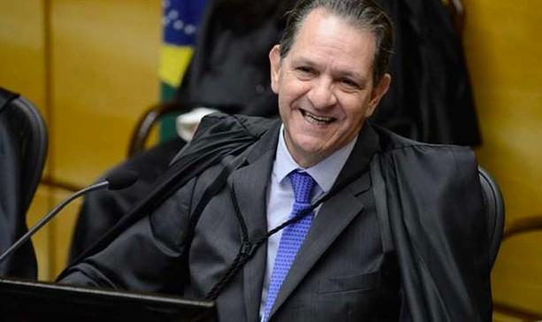 O ministro João Otávio de Noronha, presidente do STJ