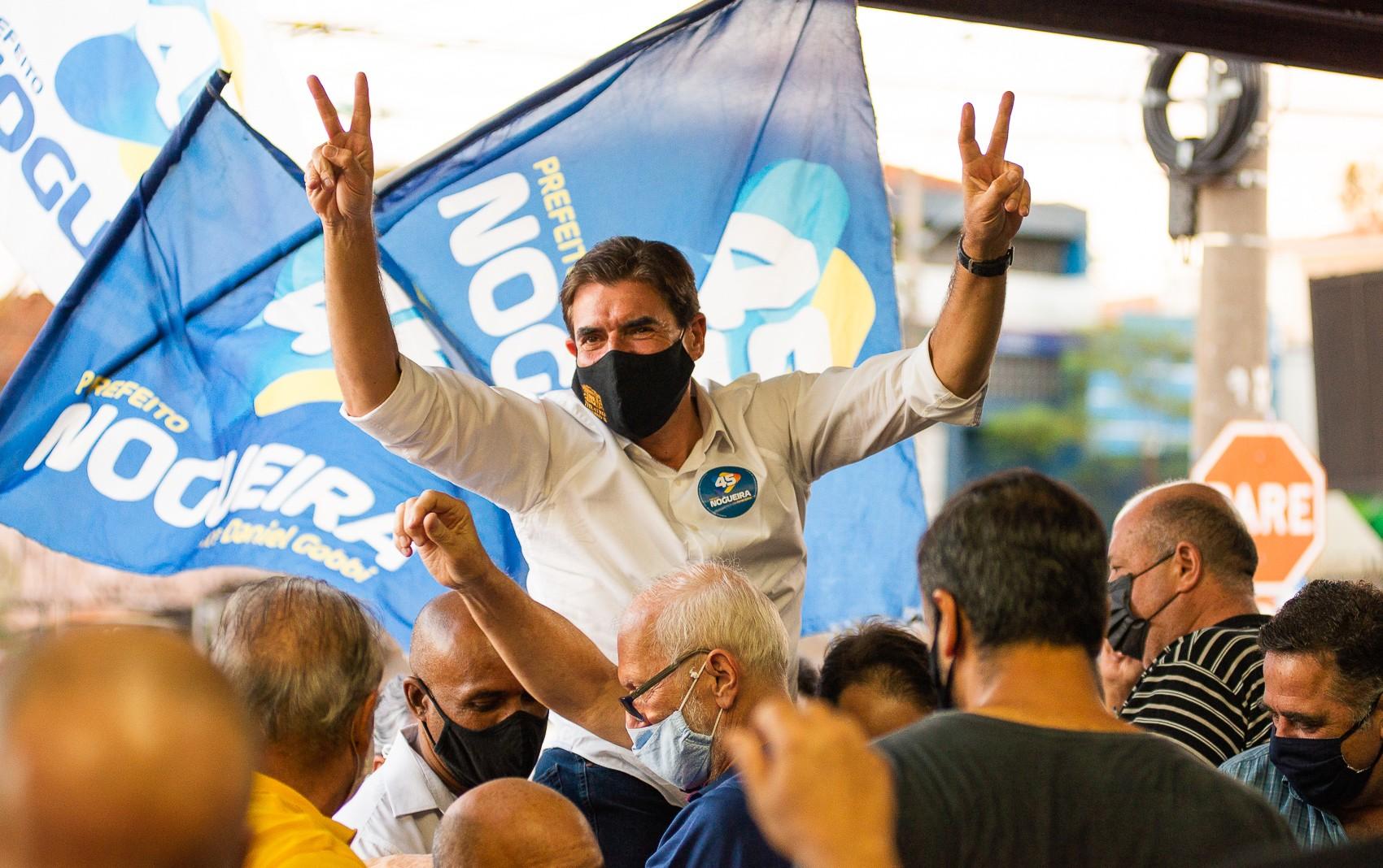 Duarte Nogueira vence em todas as zonas eleitorais de Ribeirão Preto, SP