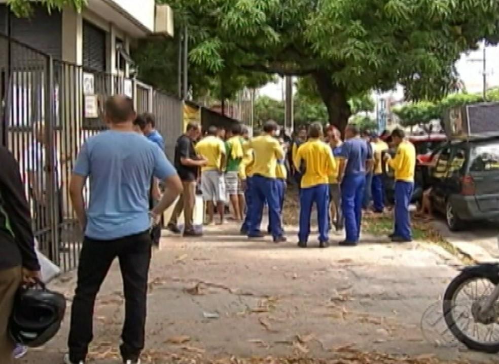 jl1 0210 correiosgreve2 - Acaba greve e trabalhadores dos Correios voltam às suas atividades