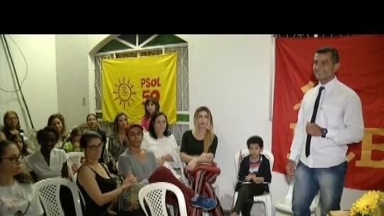 PCB e PSOL lançam Daniel Cristiano como candidato a prefeito de Ipatinga