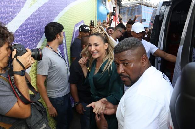 Claudia Leitte (Foto: Thiago Duran e Wesley Costa/AgNews)