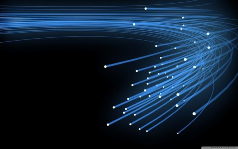 Papel De Parede: Optical Fiber