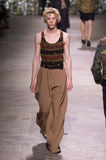 Dries van Noten - Semana de Moda de Paris verão 2017