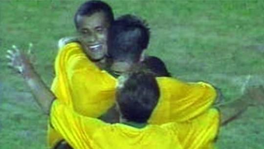 Felipão abre luta por tri da Copa do Brasil pelo Palmeiras em palco da vaga para o Mundial de 2002