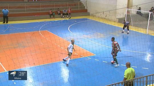 Confira os resultados da última rodada da Taça EPTV Ribeirão Preto de Futsal