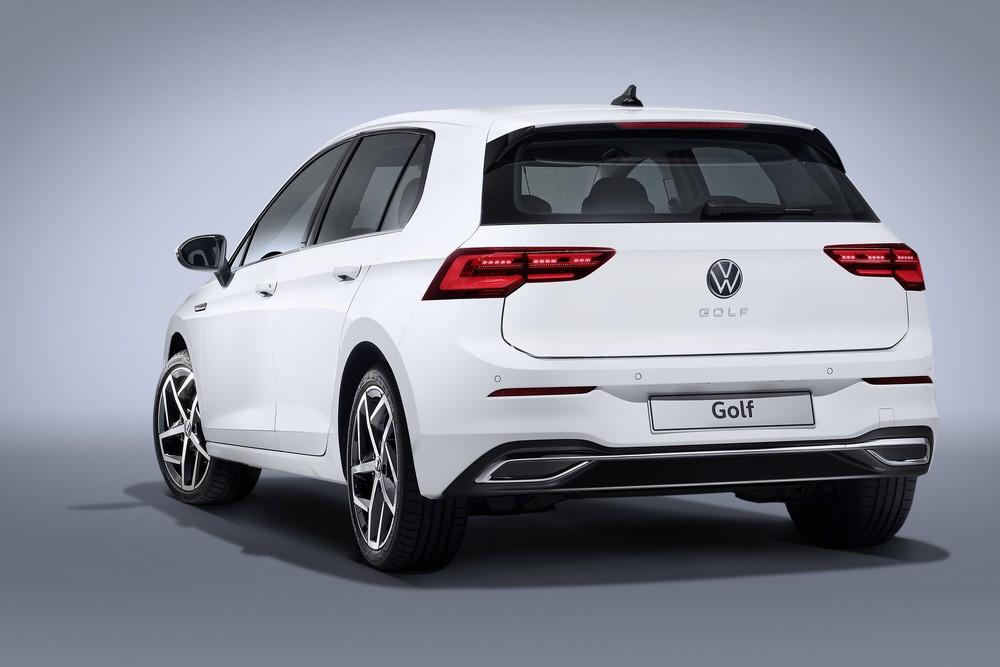 Volkswagen Golf: nova geração é revelada na Alemanha Db2019au01539-large