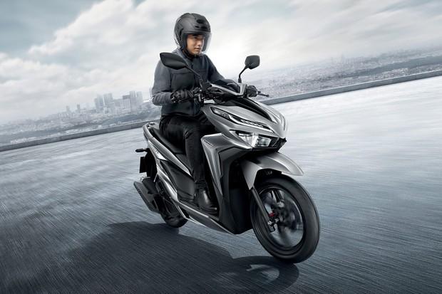 Honda Click 150i foi lançado em mercados do sudeste asiático (Foto: Divulgação)