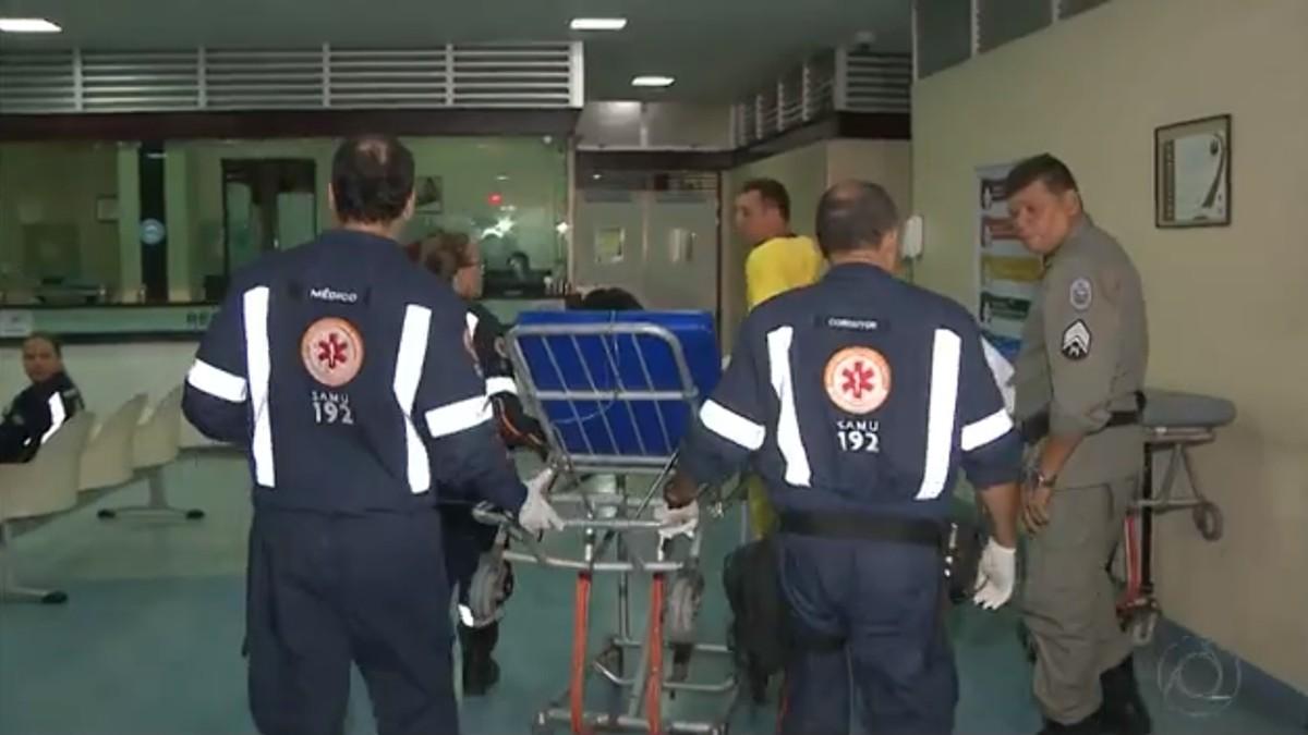 Morre no hospital vítima de tiroteio em churrasquinho de Santa Rita, PB