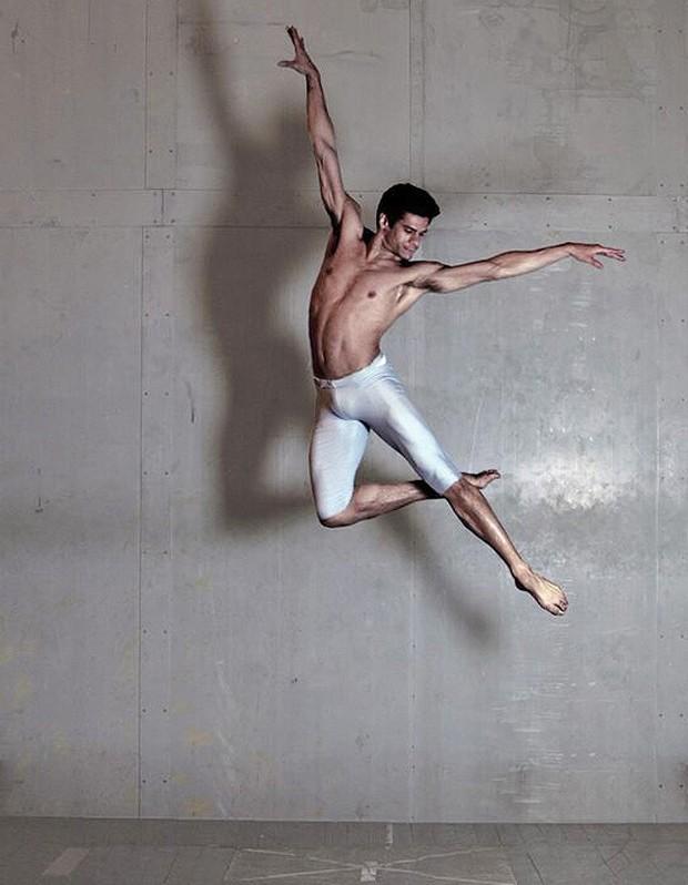 O bailarino Thiago Soares (Foto: Divulgação)