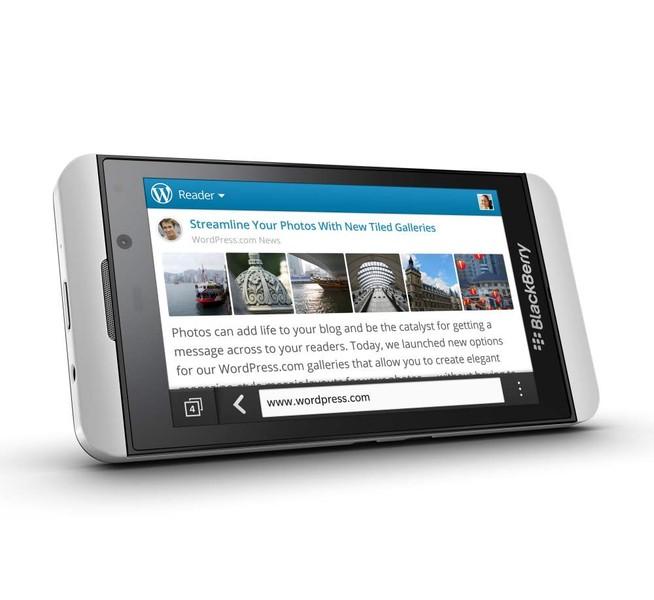 BlackBerry Z10 | Celulares e Tablets | TechTudo