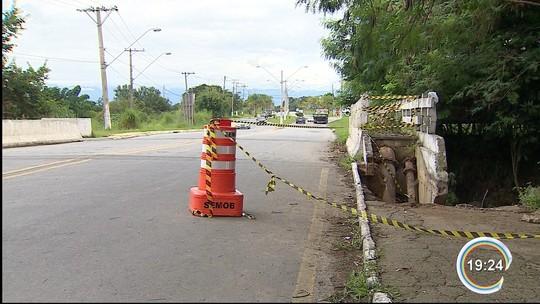 Ponte que liga Taubaté a Tremembé é liberada após quase 50 dias de interdição