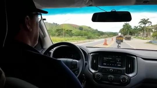 #Partiupraia passa por Rio Casca, Abre Campo e trevão no encontro das BRs 262 e 116