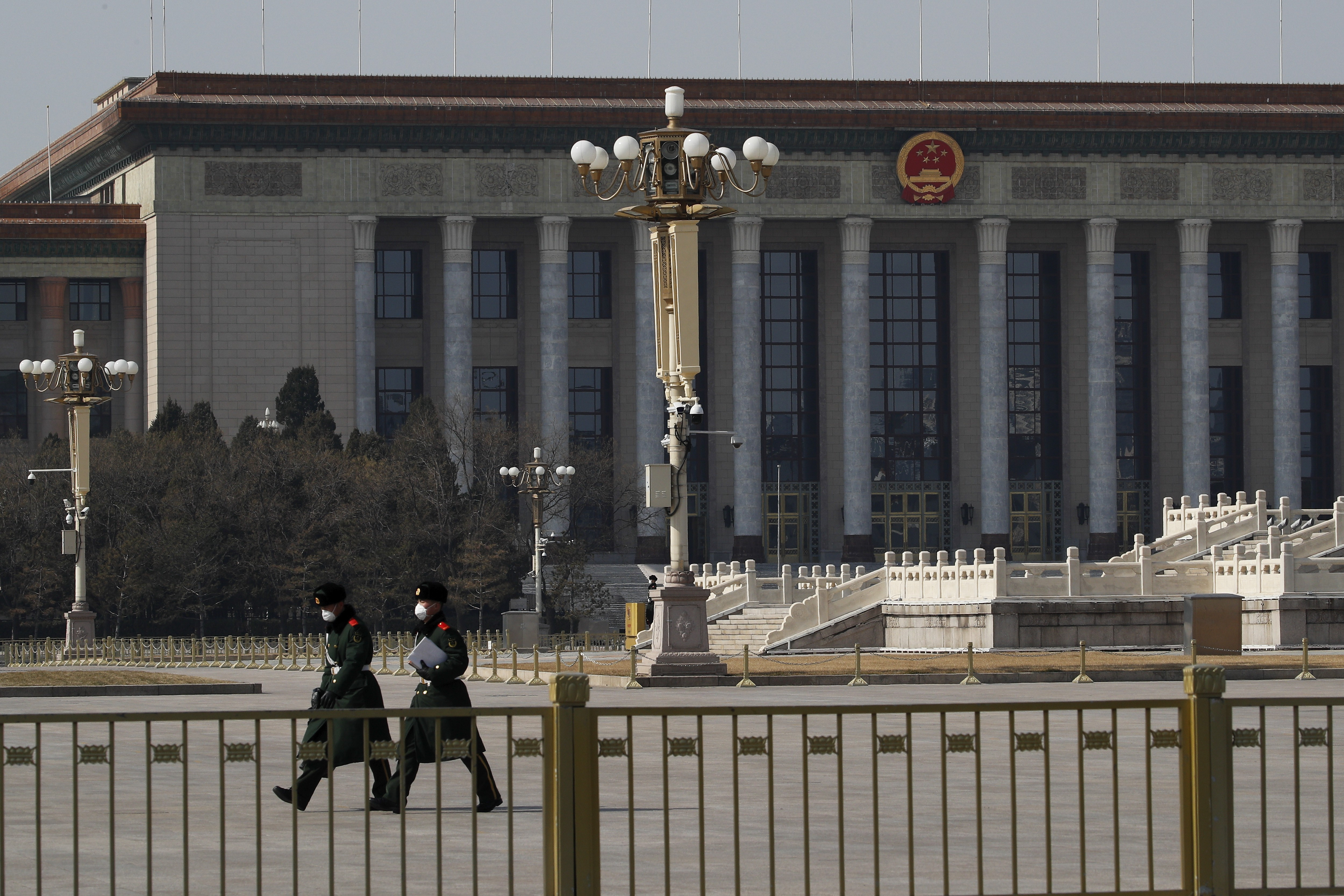 China adia encontro anual do Parlamento devido ao coronavírus