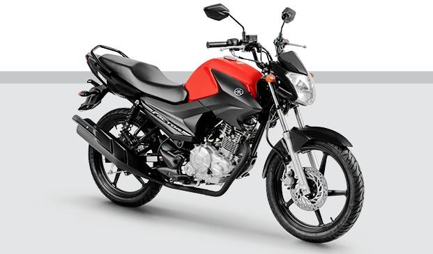 Especial Mobilidade - Motos - Yamaha Factor 125i (Foto: Divulgação)