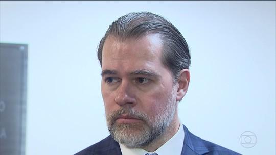 Dias Toffoli vai encaminhar ao MP inquérito que apura ofensas a ministros da corte