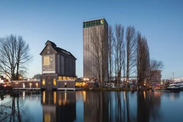 Fooddock, Deventer, na Holanda, adaptado em 2015  (Foto: Ricardo Bofill Taller De Arquitectura/ Phaidon/ Reprodução)
