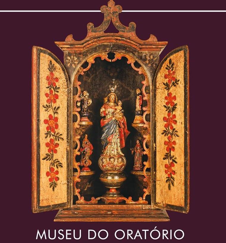 Oratório do Museu do Oratório, em Ouro Preto