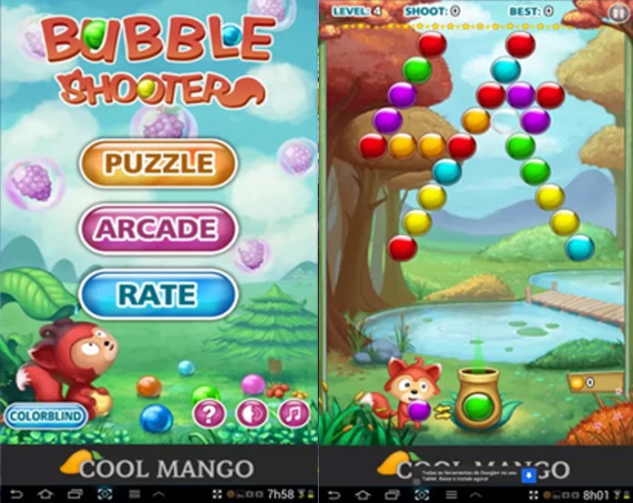 Bubble Shooter (Foto: Divulga??o)