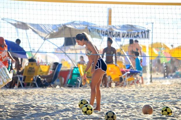 AGN_1451846 - Rio De Janeiro, BRASIL  -  *EXCLUSIVO*  - okPictured: Carol PortaluppiAgNews 8 JANEIRO 2019 BYLINE MUST READ: Julio Cesar / AgNews Xico Silvatelefone: (21) 98240-2501email: agnews.fotografia@gmail.com (Foto: Julio Cesar / AgNews)