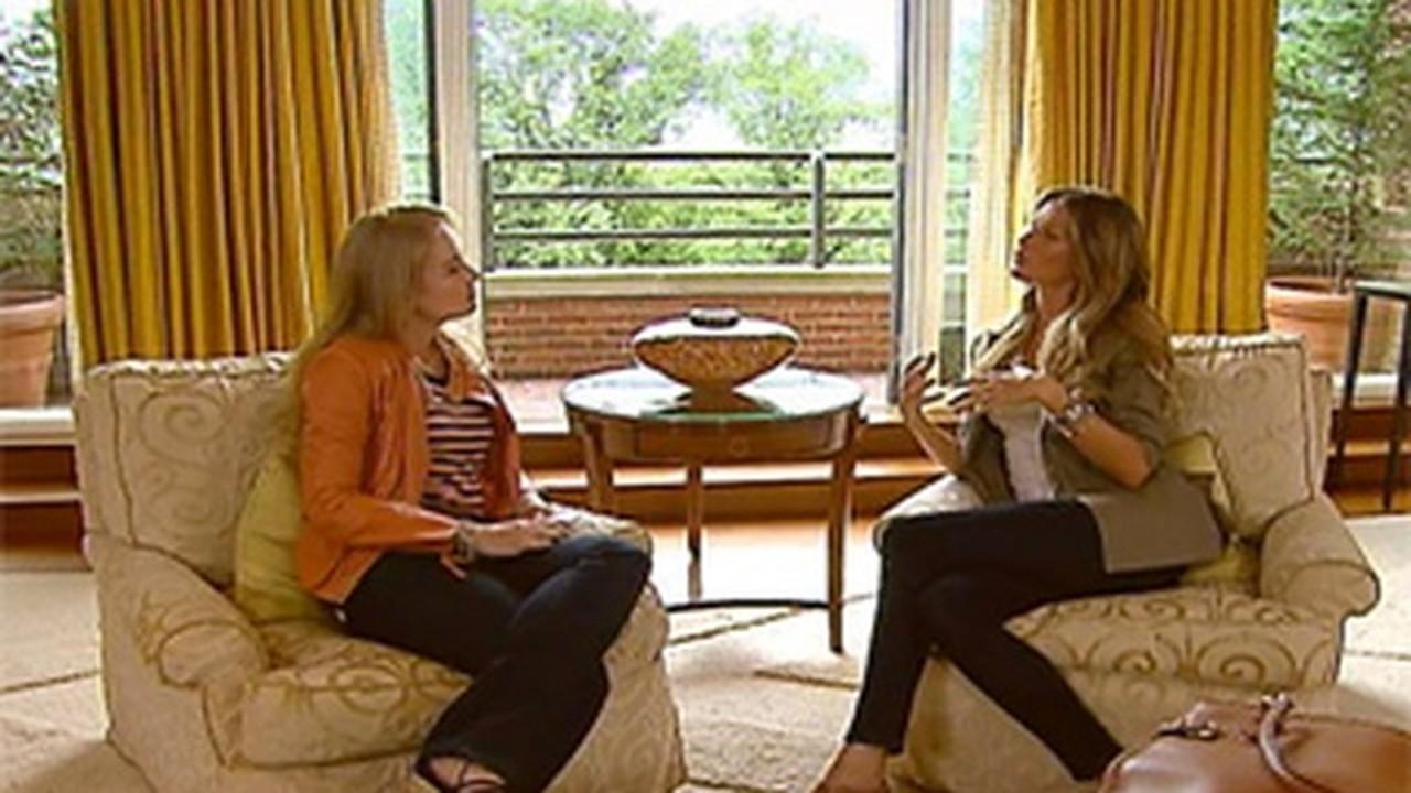 Angélica entrevista a modelo Gisele Bündchen