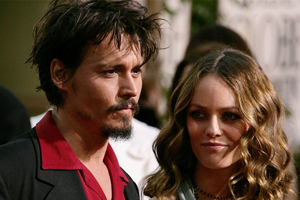 Vanessa Paradis e Johnny Depp (Foto: Getty Images)