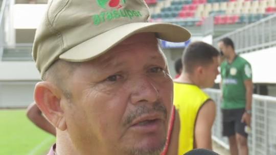 Galvez inicia treinos para Copa São Paulo 2020 com novidades no elenco; técnico projeta trabalho