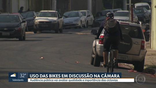 Audiência pública discute novo plano cicloviário de SP nesta segunda-feira