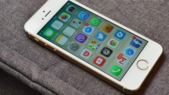 Foto: (iPhone 5S tem design atrativo e contemporâneo (Foto: Luciana Maline/TechTudo))