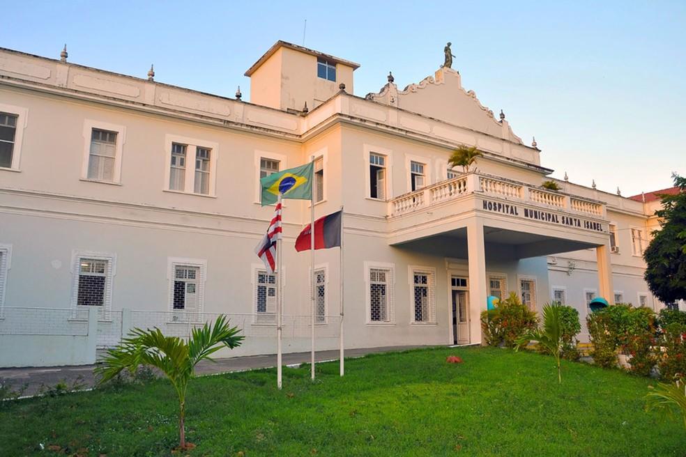 Cirurgias eletivas serão retomadas na segunda quinzena de janeiro no Santa Isabel, em João Pessoa — Foto: PMJP/Divulgação