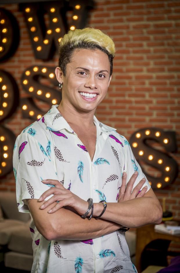 Silvero Pereira (Foto: Globo/João Cotta)