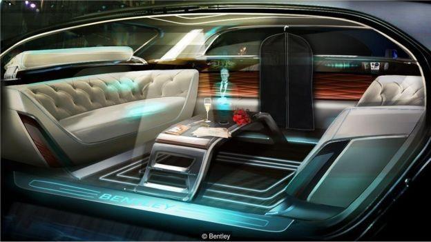 Serão necessários designers para criar novas formas de desfrutar o ambiente de carros automáticos (Foto: Divulgação)